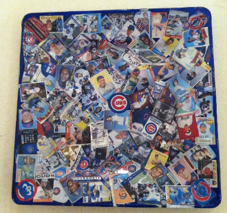 Chicago Cubs Plate