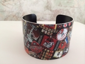 University of Georgia Bulldogs Bracelet