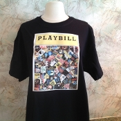 Broadway Collage Tee-Shirt