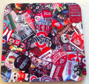Ohio State Coaster 4 Piece Set