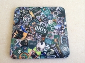 Ohio University Coasters 4 Piece Set
