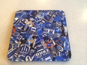 Duke University Coasters 4 Piece Set