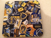 University of Toledo Coaster 4 piece set