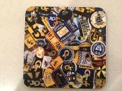 Georgia Tech Coaster 4 piece set