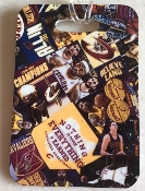 Cleveland Cavaliers Luggage Tag