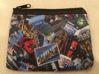 Cleveland Zipper Wallet