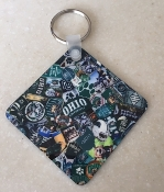 Ohio University Key Chain