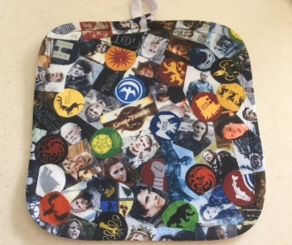 Game Of Thrones Hot Pad