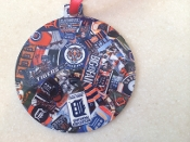 Detroit Tigers Ornament