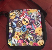 Emojis Crossbody Purse