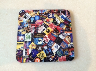Mix and Match any 4 Coasters