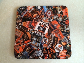 Cleveland Browns Coaster Set of 4