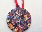 Cleveland Cavaliers Ornament
