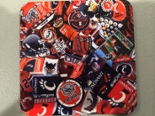 Cincinnati BearCats Coaster 4 Piece Set