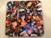 David Bowie Coaster 4 Piece Set