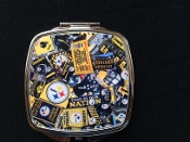 Pittsburgh Steelers Compact Mirror