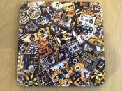 Missouri Mizzou Coaster 4 piece set