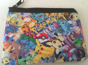 Pokemon Zipper Wallet