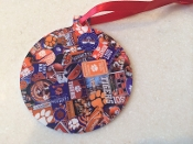 Clemson Tigers Ornament