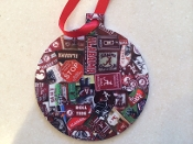 Alabama Crimson Tide Ornament