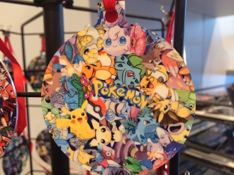 Pokemon Ornament - Browning