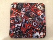 Atlanta Falcons Coaster 4 Piece Set