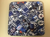 Dallas Cowboys Coaster 4 Piece Set