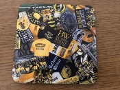 Baldwin Wallace Coasters 4 Piece Set