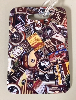 Florida State Seminoles Luggage Tag