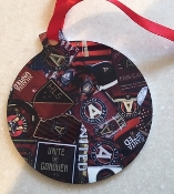 Atlanta United Ornament