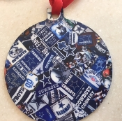 Dallas Cowboys Ornament