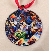 Super Hero Ornament - Browning