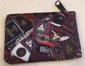 Atlanta United Zipper Wallet