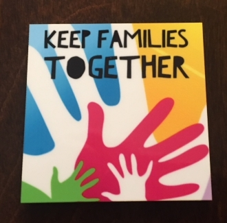 Keep Families Together Magnet
