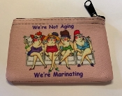 The Girls Wallet-Add Your Own Caption